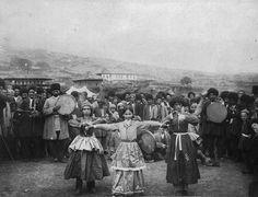 Dances of Talysh people, Iran, early 20th century