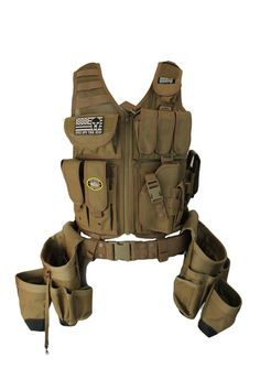 tactical tool vest by spec ops tool gear Carpenter Tool Belt, Carpenter Tools, Workout Vest, Tactical Vest, Digital Camo, Cool Tools, Gears, Shtf, Workwear