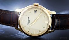 Patek Philippe Calatrava: The Iconic, Timeless & Classic Watch from the Inventor of the Swiss Wristwatch Patek Philippe. #PatekPhilippe #Patek #PatekPhilippeCalatrava #Calatrava