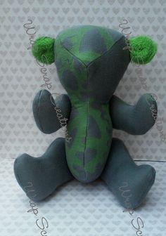 Wrap Scrap Teddy Bear - Natibaby Gears