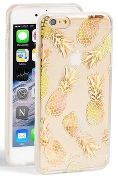 Golden pineapple case