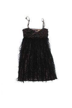MANGO Suit MNG Damen Kleid schwarz Lila Spitze XS  von MagicShell auf DaWanda.com
