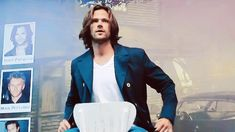 Whoa now...calm it down there, Jared. You can't just kill everybody in one fell swoop.... [GIF]