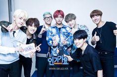 [SBS Inkigayo] 160515 Top Artist 5 - BTS won 1st place