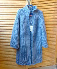 Кофты и свитера ручной работы. Кардиган GREY. Anna (love-knitting). Интернет-магазин Ярмарка Мастеров. Свитер спицами