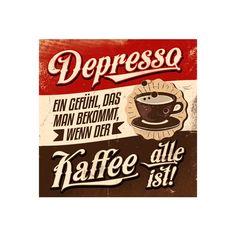 Sticky Jam Magnet Depresso online kaufen ➜ Bestellen Sie Magnet Depresso für nur 3,50€ im design3000.de Online Shop - versandkostenfreie Lieferung ab 50€!