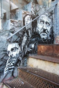 by C215 - NYC, USA