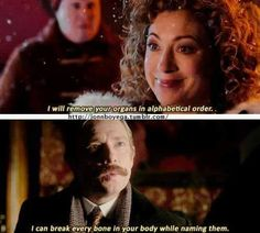 The Doctor's.. breaking and removing bones and organs in alphabetical order time travelers edition☺♥♥