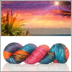 Expression Fiber Arts, Inc. - NAMASTE SUPERWASH MERINO SILK PEARLESCENT WORSTED, $30.00 (http://www.expressionfiberarts.com/products/namaste-superwash-merino-silk-pearlescent-worsted.html)