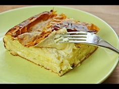 """Sirnica"" Teigblätter gefüllt mit Käse/ ""Sirnica"" - Pita sa sirom i gotovim jufkama - Hanuma Kocht! - Der zweisprachige Foodblog"