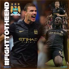 Fight to the end! #manchester #city #mcfc