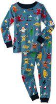 Hatley Boys Polo Mad Scientist All Over Pajama Set Boys Sleepwear, Cotton Sleepwear, Big Boys, Toddler Boys, Pajama Set, Size 14, Mad, Infant, Baby Boy