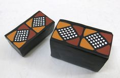 inspired by the stunning, earthy, bold patterns of African mud cloth!