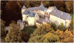 Corroy le Chateau - Top Castles to Visit in Belgium