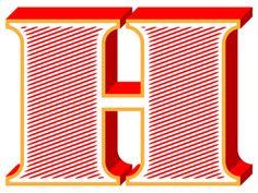 17 mejores imágenes de monograms | Disenos de unas