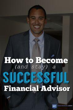 successful financial advisor