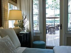 Window Treatments of HGTV Dream Home 2013