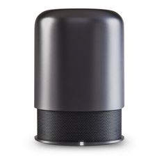 My design inspiration: Wireless Speaker Black on Fab. Hifi Video, Cylinder Shape, Speaker Design, 3d Models, Wireless Speakers, Bluetooth, Tecno, Minimal Design, Industrial Design