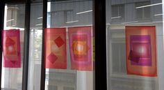 #WawaDesignFesiwal #exhibiton  #windowsonsilk #oknawoknach