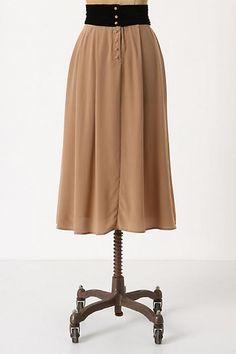 Bedford Falls Skirt - back---dress gallery--anthropologie.com