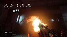 Alien: Isolation [PS4] #37 - Hasta la vista, Android