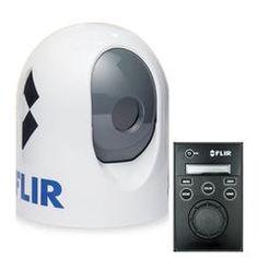 FLIR Static Thermal Night Vision Camera w/Joystick Control Unit - Boat Parts for Less Jl Audio, Thermal Imaging, Control Unit, Small Boats, Electronic Devices, Night Vision, Consumer Electronics, Remote, Survival