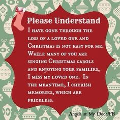 SO TRUE, I MISS MY HUSBAND SO MUCH ALWAYS AND FOR EVER, NOW I HAVE ALL MY MEMORIES TO CHERISH!