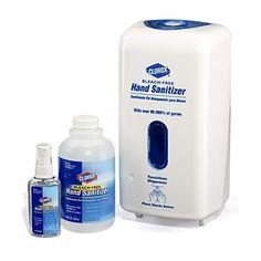 Clorox Hand Sanitizer, Spray, 16.9 Ounces (02176)
