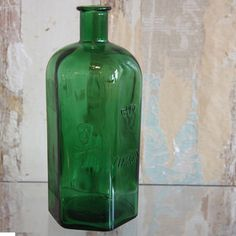 Giftflasche Grün, 76€, jetzt auf Fab.