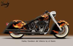 #Harley Davidson Road King