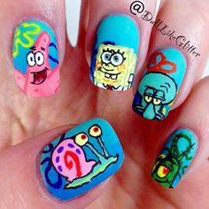 Instagram media by dulllikeglitter  #nail #nails #nailart