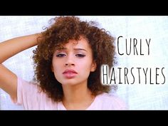 5 Easy Curly Hairstyles For School: The Cutest Looking Curly Hairstyles For Girls Around - Black Women's Natural Hair Styles - A.A.H.V