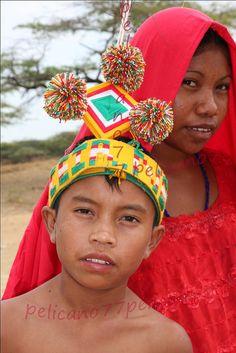 La Yonna en Orroko, La Guajira. Colombia.