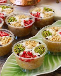 Anne Aşuresi 1 Turkish Recipes, Ethnic Recipes, Acai Bowl, Potato Salad, Food And Drink, Cooking, Breakfast, Anne, Desserts