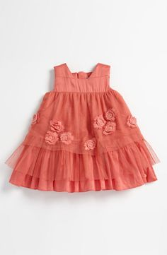 Little Marc Jacobs Tulle Dress
