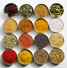 8 Herbs and Spices to Help You Lose Weight    1- Cayenne pepper       2- Cinnamon       3- Cloves    4- Cumin    5- Mustard   6- Garlic   7- Black pepper    8- Ginger