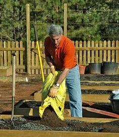 Soil Prep for the Vegetable Garden