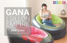 ¡Gana un sillón Empire!