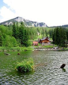 Gyilkos tó - Erdely, Szekelyfold, Romania Transylvania Romania, What A Wonderful World, Solitude, Hungary, Wonders Of The World, Spain, Mountains, Places, Travel
