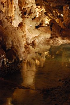 Natural Bridge Cavern, Texas will go here during spring break!