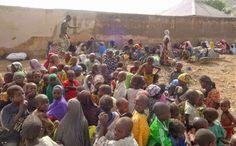 Indira Kobi's Blog: Defence Headquarters:20 More Women, Children Rescu...