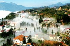 Nestled in the far north-western mountain ranges of Vietnam, Sapa Valley remains as one of the last regions where the indigenous way of life...