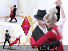 The Sims 4 Couple pose - tango Sims 4 Couple Poses, Couple Posing, Running Pose, Sims Community, The Sims4, Electronic Art, Best Games, Tango, Couples