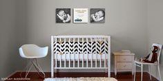 Love S-Truck // Newborn Nursery Wall Art