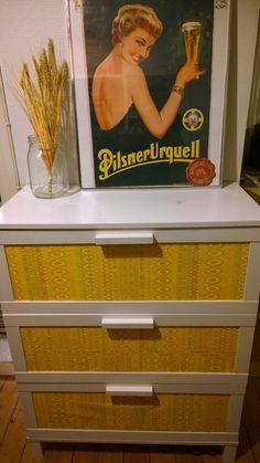 Ikea Aneboda dresser got a new look!