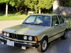 1980 BMW 320i.  One of my dream cars back in the day