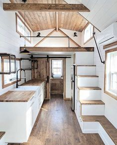 36 Trendy Tiny House Plans Design Ideas To Try Today 36 Trend. - 36 Trendy Tiny House Plans Design Ideas To Try Today 36 Trendy Tiny House Plans - Tiny House Loft, Best Tiny House, Modern Tiny House, Tiny House Living, Tiny House Plans, Tiny House Design, Tiny House On Wheels, Modern House Design, Tiny Loft
