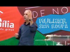 MULHER SEM ROUPA! - YouTube
