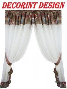 Valance Curtains, Channel, Bar, Design, Home Decor, Decoration Home, Room Decor, Home Interior Design