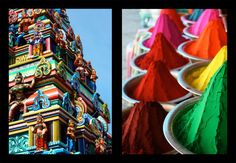 india color inspiration